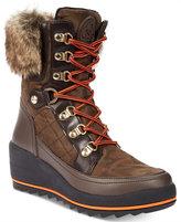 GUESS Women's Leland Mid-Calf Winter Boots