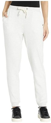 Rip Curl Cosy Trackpants (Light Grey Heather) Women's Casual Pants