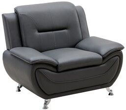 "Wrought StudioTM Barb 43.3"" W Velvet Club Chair Wrought Studio"