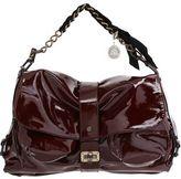Pise Shoulder Bag- Dark Red