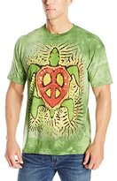 The Mountain Rasta Peace Turtle T-Shirt