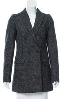 Dolce & Gabbana Wool Double-Breasted Coat w/ Tags