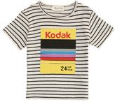 Simple Sale - Kodak Striped T-Shirt
