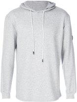 Blood Brother ribbed detail sweatshirt - men - Cotton/Polyester - XS