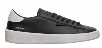 D.A.T.E Black Ace Sneakers