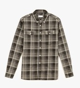Saturdays Nyc Javas Flannel Shirt