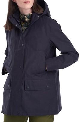 Barbour Waterproof Hooded Jacket