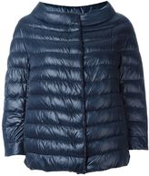 Herno padded jacket - women - Cotton/Feather Down/Polyamide/Acetate - 40