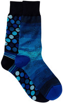Bugatchi Assorted Printed Socks - Pack of 2
