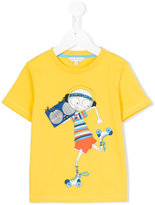 Little Marc Jacobs skater boy T-shirt - kids - Cotton - 4 yrs