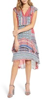 Parker Women's Sistine Mixed Print Dress