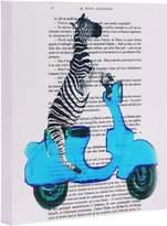 """DENY Designs Coco De Paris Art Canvas, 16"""" x 20"""""""