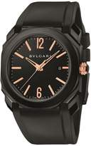 Bvlgari Stainless Steel Octo Solotempo Watch