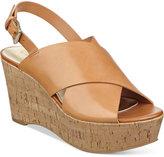 Marc Fisher Sesame Wedge Sandals