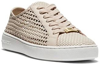 MICHAEL Michael Kors Olivia Lace-Up (Light Sand) Women's Shoes