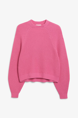 Monki Knitted sweater