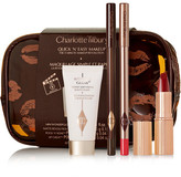 Charlotte Tilbury Quick 'n' Easy The Red Carpet Party Look - Multi