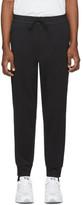 Y-3 Y 3 Black Nylon Cuff Lounge Pants