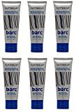 Barc Cutting Up, Unscented Shave Cream, 2 Oz (Pack of 6) + FREE Curad Bandages 8 Ct.