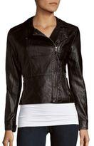 C&C California Zip-Front Moto Jacket