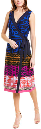 Trina Turk Krisel Wrap Dress