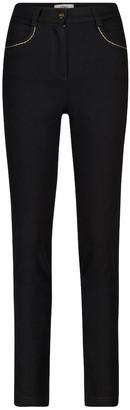 Fendi High-rise skinny jeans
