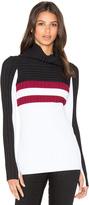 Blanc Noir Futurity Sweater