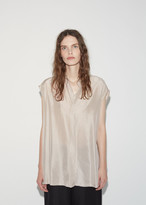 Pas De Calais Short Sleeve Blouse