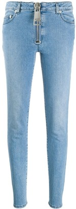 Moschino Skinny High Rise Jeans
