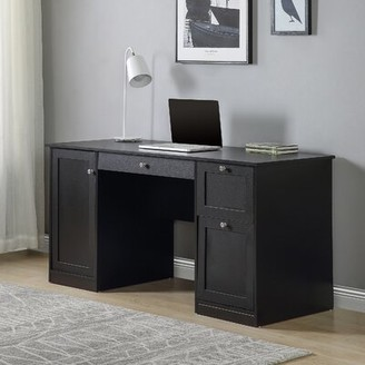 Inbox Zero 2-Drawer Desk