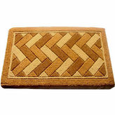 Asstd National Brand Geometric Rectangular Doormat