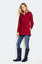 Lands' End Women's Lightweight Squall Parka-Deep Sea