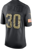 Nike Men's Todd Gurley Los Angeles Rams Salute to Service Jersey