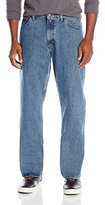Wrangler Authentics Mens Classic Relaxed-Fit Jean