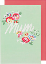 Cath Kidston Wells Rose Mum Greetings Card