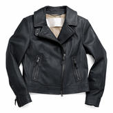 Coach Leather Motorcycle Jacket