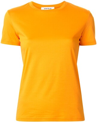 Enfold plain crew-neck T-shirt