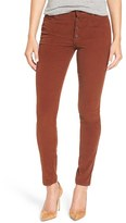 James Jeans Women's 'High Class' Corduroy High Rise Skinny Pants