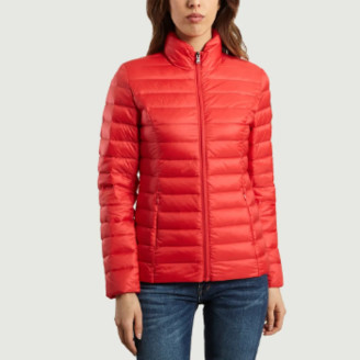 Over The Top Just just Poppy Polyamide Cha Down Jacket - xs   Polyamide   poppy