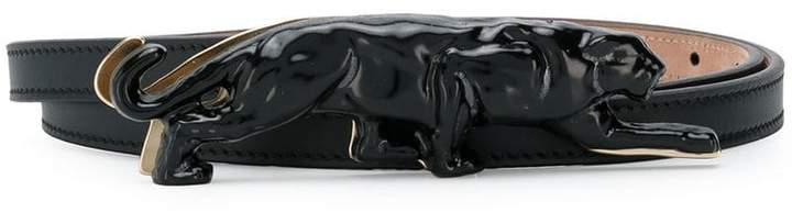 Krizia panther belt