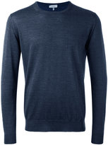 Lanvin crew neck sweater - men - Wool - S