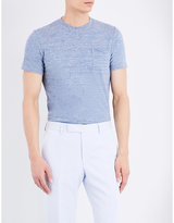 Richard James Slub Cotton-jersey T-shirt