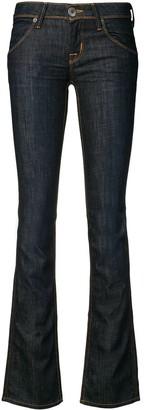 Hudson low rise slim fit jeans