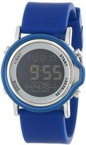 Izod Unisex IZS8/1 Blue Sport Quartz 3 Hand Watch