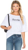 Wildfox Couture Feelings Top