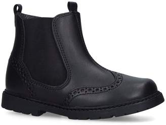 Start Rite Leather Chelsea Boots