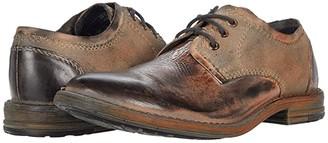 ROAN by Bed Stu Rebel C (Grey Bosco Canvas/Rust Burnished Finish) Men's Shoes