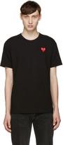 Comme des Garcons Black Heart Patch T-Shirt