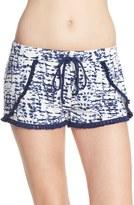 PJ Salvage Women's Print Jersey Shorts