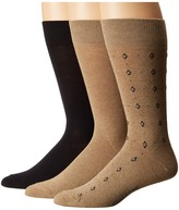 Cole Haan Diamond Neats Crew 3-Pack